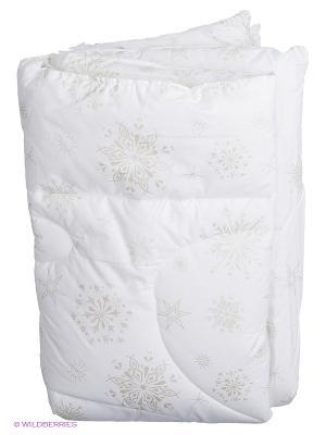 Одеяло Лебяжий пух Сонный гномик. Цвет: кремовый