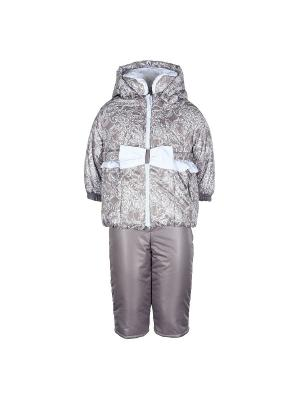 Комплект одежды MaLeK BaBy. Цвет: серый