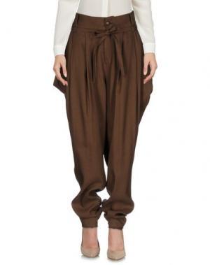 Повседневные брюки LIMI FEU. Цвет: хаки