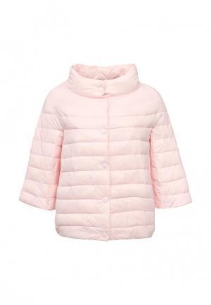 Куртка утепленная Z-Design. Цвет: розовый