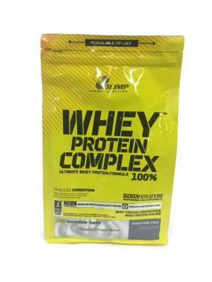 Протеин Olimp Whey Protein Complex 100% (клубника) 700 г Nutrition. Цвет: синий