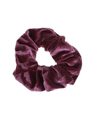 Резинка для волос Gusachi. Цвет: сиреневый