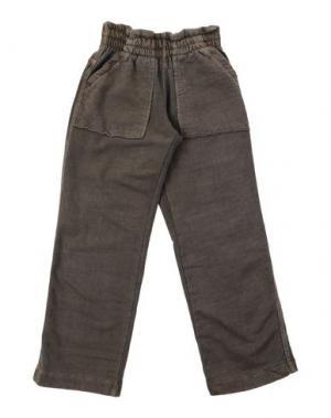 Повседневные брюки CUSTO GROWING. Цвет: зеленый-милитари