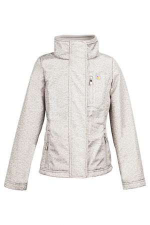 Куртка Orby. Цвет: серый