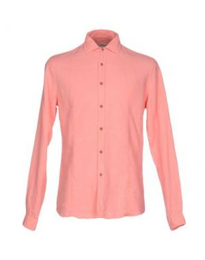 Pубашка INGRAM. Цвет: лососево-розовый
