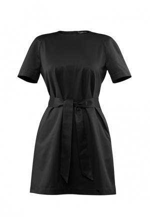Платье Asya Malbershtein. Цвет: черный
