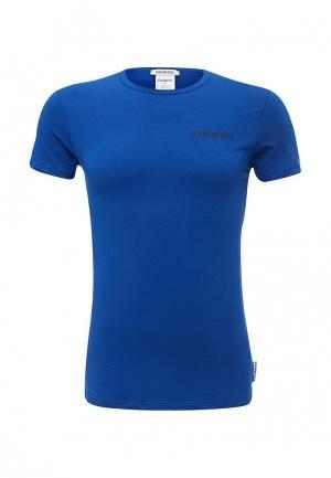 Комплект футболок 2 шт. Bikkembergs. Цвет: синий