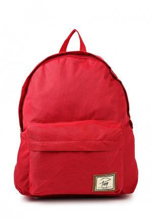 Рюкзак Taag. Цвет: красный