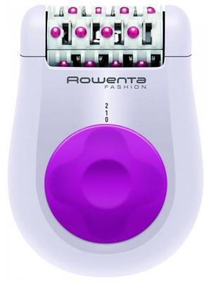 Эпилятор Rowenta EP1030F5 скор.:2 от электр.сети белый/розовый. Цвет: белый, розовый