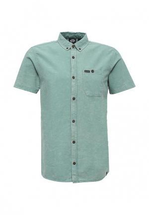 Рубашка Animal. Цвет: зеленый