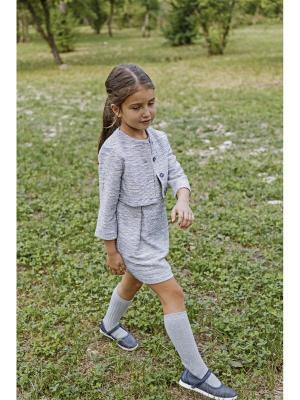 Жакет ETE CHILDREN. Цвет: голубой, молочный