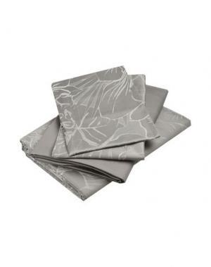 Гарнитура постельного белья FRETTE. Цвет: серый