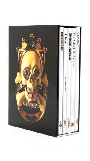 Комплект книг «Jewelry Memoires» Books with Style