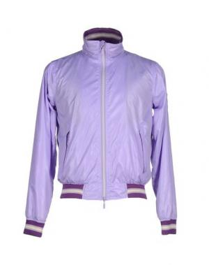 Куртка 0/ZERO CONSTRUCTION. Цвет: сиреневый