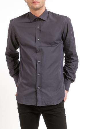Рубашка Pierre Balmain. Цвет: charcoal