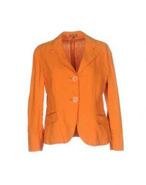 Пиджак MALÌPARMI. Цвет: оранжевый