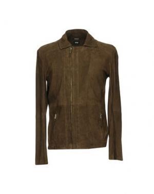 Куртка OFFICINA 36. Цвет: хаки