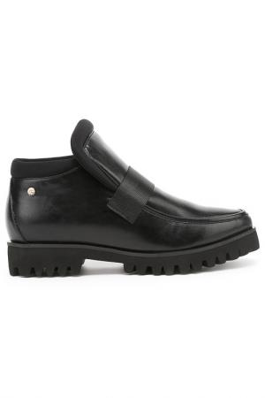 Ботинки Roccobarocco. Цвет: nero