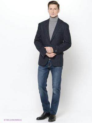 Пиджак DOUGLAS. Цвет: темно-синий, синий