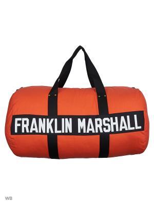 Сумка FRANKLIN AND MARSHALL. Цвет: оранжевый