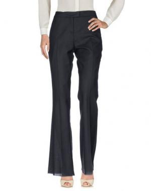 Повседневные брюки YANG LI. Цвет: черный