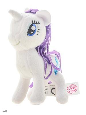 Маленькие плюшевые пони My Little Pony. Цвет: белый