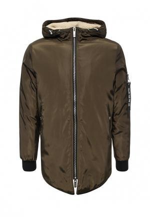 Куртка Paragoose. Цвет: хаки