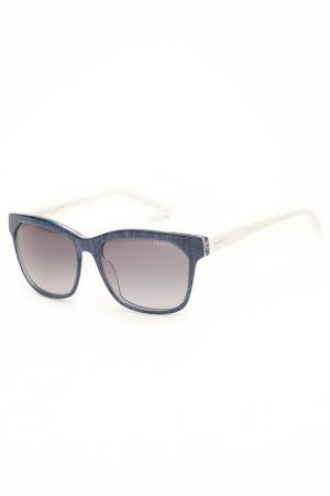 Очки солнцезащитные Esprit. Цвет: голубой