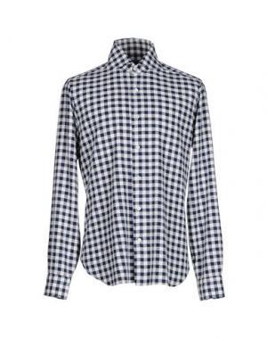 Pубашка DANDYLIFE BY BARBA. Цвет: черный