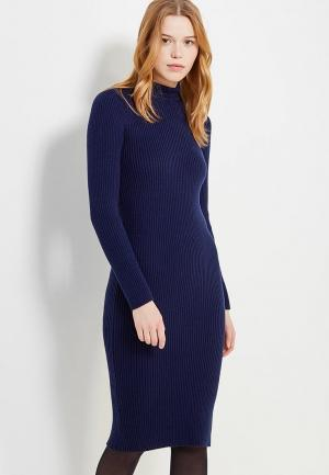 Платье Demurya Collection. Цвет: синий