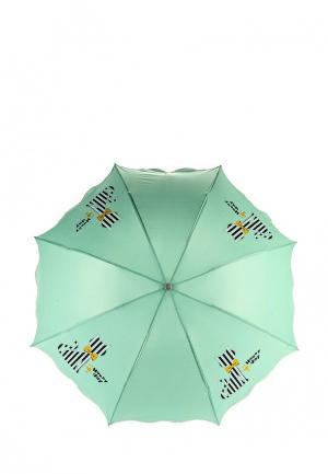 Зонт складной Modis. Цвет: мятный