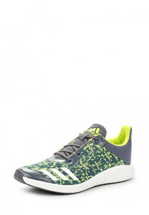 Кроссовки adidas Performance. Цвет: серый