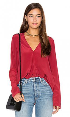 Блузка marisa CHARLI. Цвет: красный