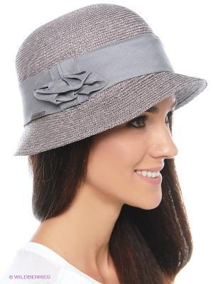 Шляпа SEEBERGER. Цвет: серый