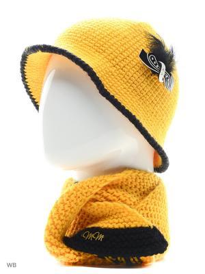 Комплект Модница ТТ. Цвет: желтый