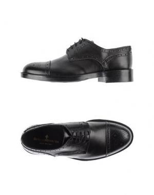 Обувь на шнурках BORGO MEDICEO. Цвет: черный