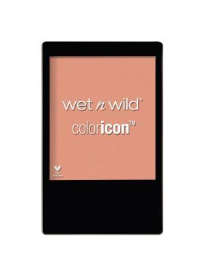 Румяна для лица color icon, E3262 rose champagne Wet n Wild. Цвет: бледно-розовый