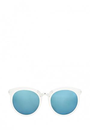 Очки солнцезащитные Topshop. Цвет: белый