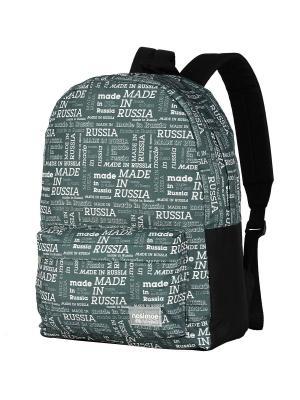 Рюкзак NOSIMOE. Цвет: зеленый, белый