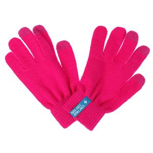 Перчатки True Spin Touch Glove Pink TrueSpin. Цвет: розовый