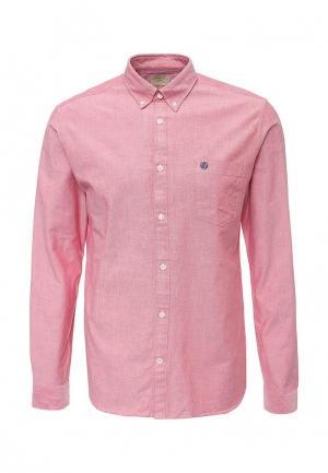 Рубашка Selected Homme. Цвет: розовый