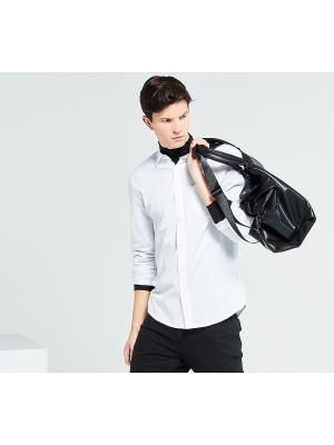 Рубашка Reserved. Цвет: белый