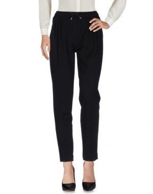 Повседневные брюки MAISON KITSUNÉ. Цвет: черный
