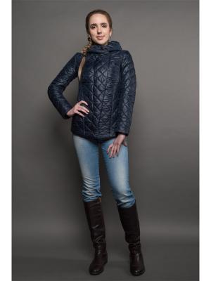 Куртка Веста2 Versia. Цвет: синий