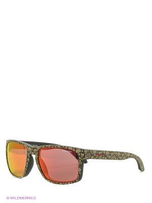 Солнцезащитные очки NRC. Цвет: хаки