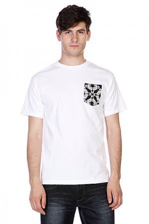 Футболка  Bandana Pocket White Sk8mafia. Цвет: белый