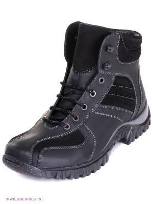 Ботинки Ralf Ringer. Цвет: черный
