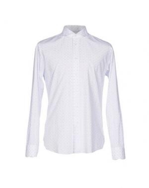 Pубашка QUEENSWAY. Цвет: белый