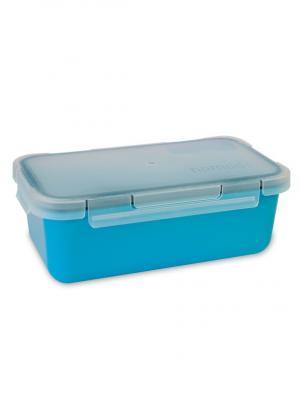 Контейнеры из полимеров Valira. Цвет: голубой