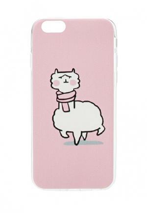 Чехол для iPhone Kawaii Factory. Цвет: розовый